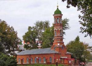 Третья соборная мечеть в Казани