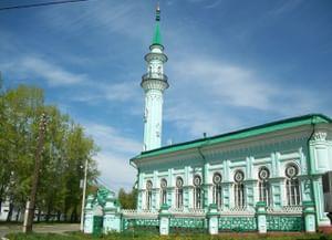 Султановская мечеть в Казани