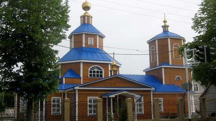 Собор Николая Чудотворца в Георгиевске