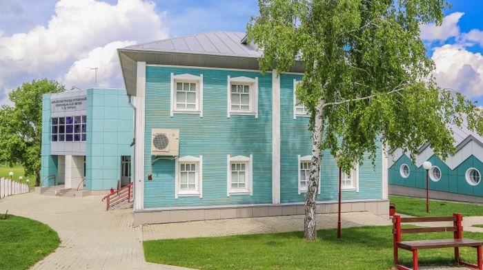 Алтайский государственный мемориальный музей космонавтики им. Г. С. Титова
