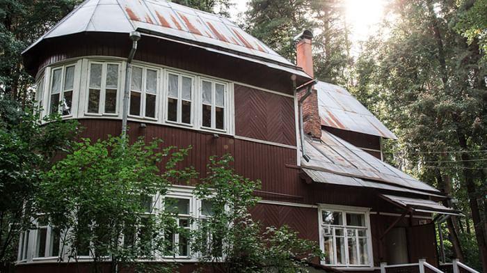 Дом-музей Б. Л. Пастернака
