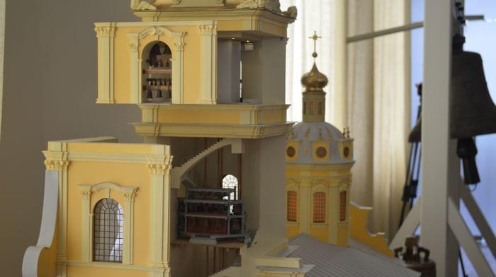 Музейный колокольный центр в г. Валдай