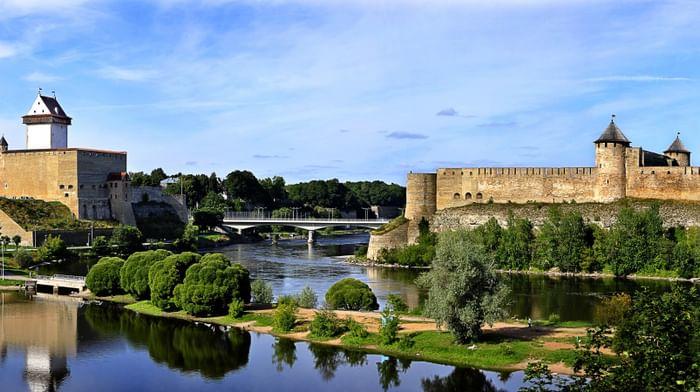Историко-архитектурный и художественный музей «Ивангородская крепость»