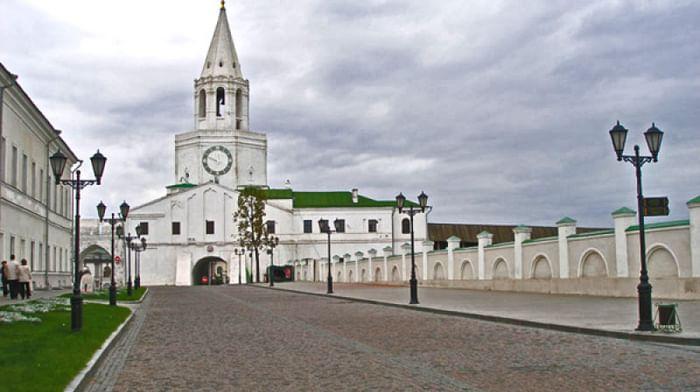 Историко-архитектурный комплекс «Казанский кремль»