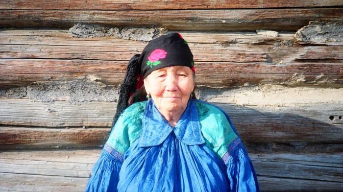 Необрядовые песни и песнопения шаманского репертуара хакаски Т.С. Бурнаковой