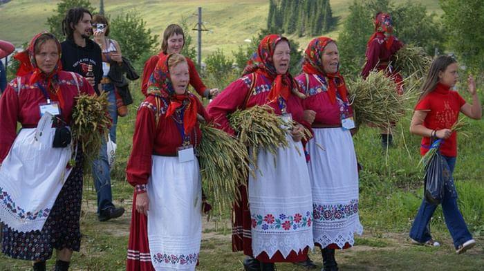 Певческая традиция коми-пермяков из деревни Кукушка Кочевского района Пермского края
