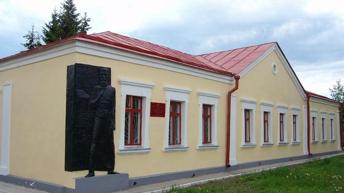 Омский государственный литературный музей имени Ф. М. Достоевского