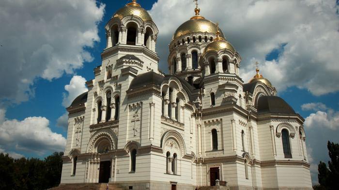Новочеркасский Свято-Вознесенский кафедральный собор