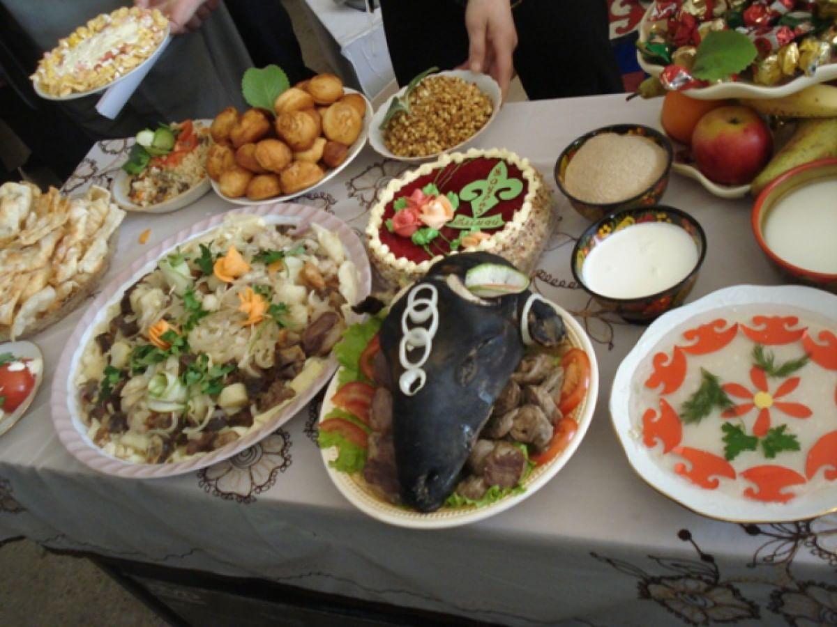 Какие блюда приготовить на уразу