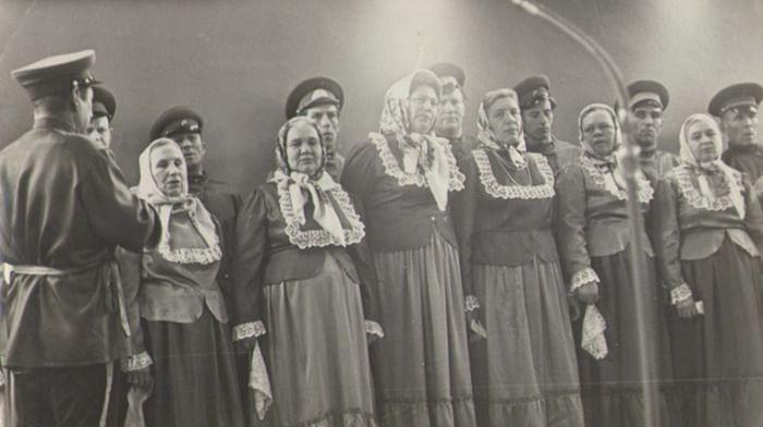 Традиция протяжных песен станицы Глазуновская Кумылженского района Волгоградской области