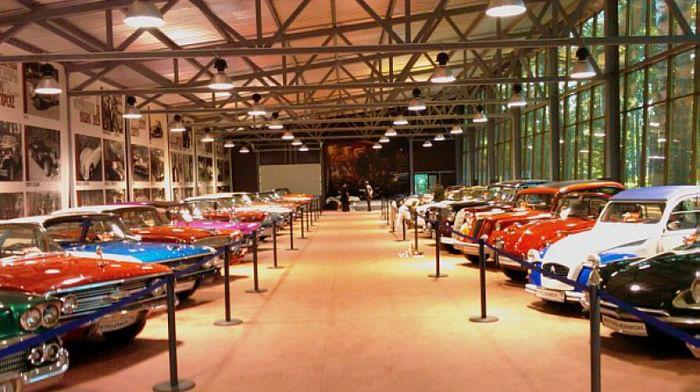 Музей автомобилей и мотоциклов «Лошадиная сила»
