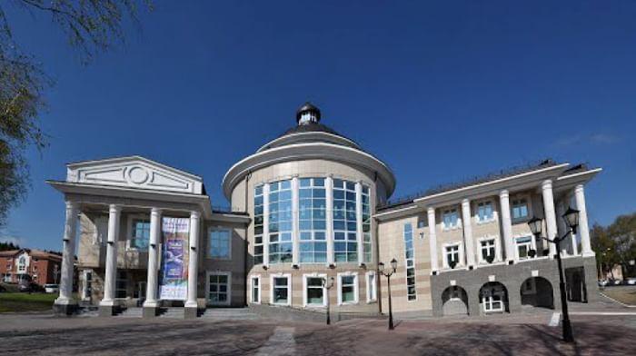 Государственный художественный музей Ханты-Мансийского автономного округа – Югры