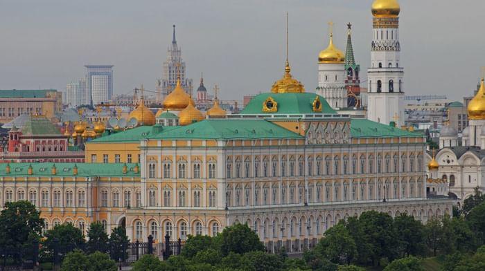 Большой Кремлевский Дворец и Оружейная палата