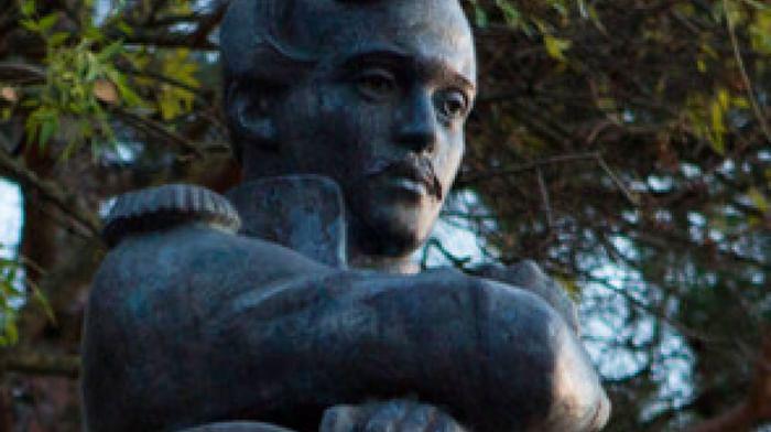 Памятник М.Ю. Лермонтову в Геленджике