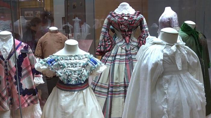 Детская одежда XVIII — начала XX века
