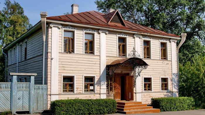 Музей Верещагиных