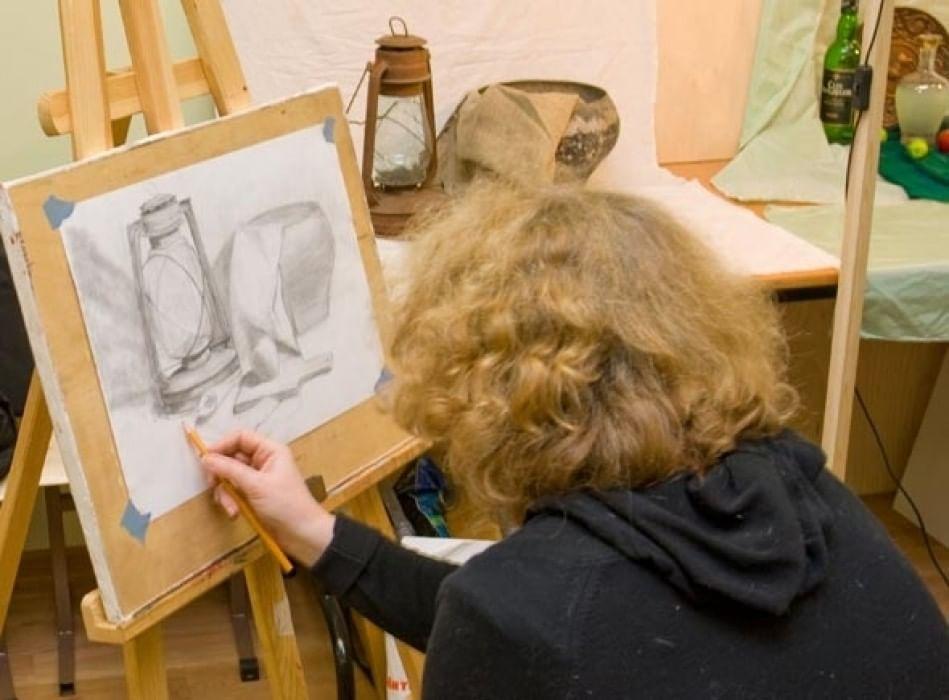 Научится рисовать без художественной школы