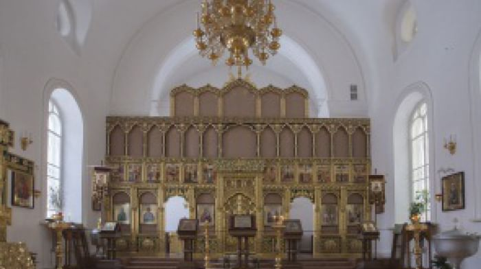 Храм Святого Благоверного Александра Невского в Томске