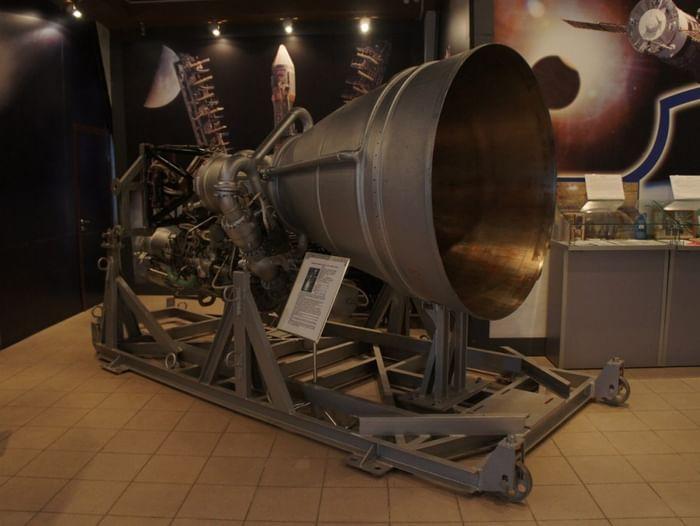 Экспозиция «Самара Космическая»