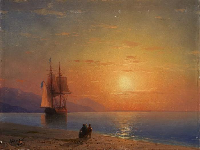 Постоянная экспозиция «Русское искусство XVIII – начала XX века»