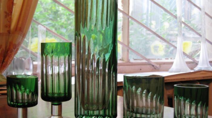 Традиционные технологии стеклоделия в Селивановском районе Владимирской области