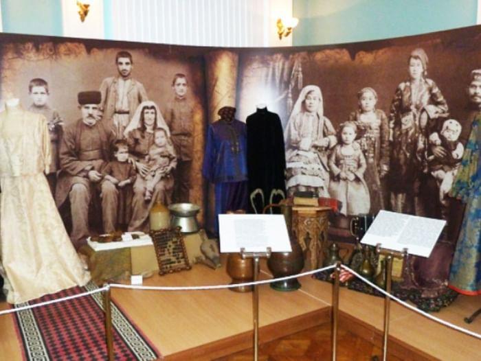 Выставка «История и культура народов Астраханского края»