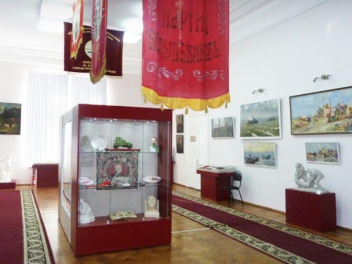 Выставка «Астраханский край в XX веке»