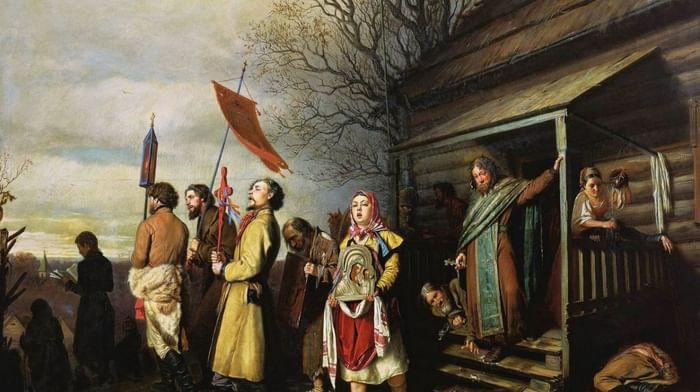 Волочёбная традиция северо-западных районов Смоленской области