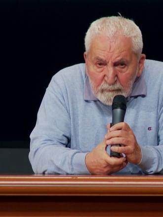 Встреча читателей сАлексеем Симоновым, сыном поэта Константина Симонова