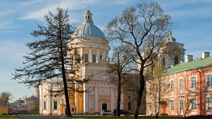 Троицкий Александро-Невский монастырь