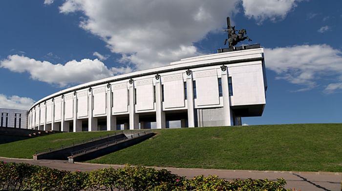 Парк Победы на Поклонной горе