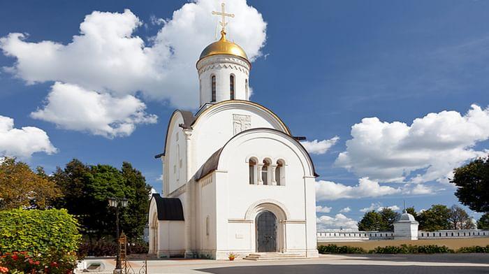 Собор Рождественского монастыря