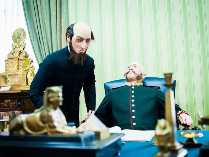 Выставка «Астраханские губернаторы»