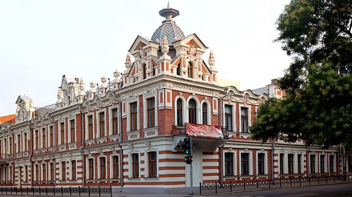 Музей имени  Е.Д. Фелицына