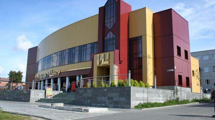 Библиотечный комплекс «Интеллект-центр»