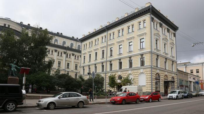 Большой зал консерватории имени П.И. Чайковского