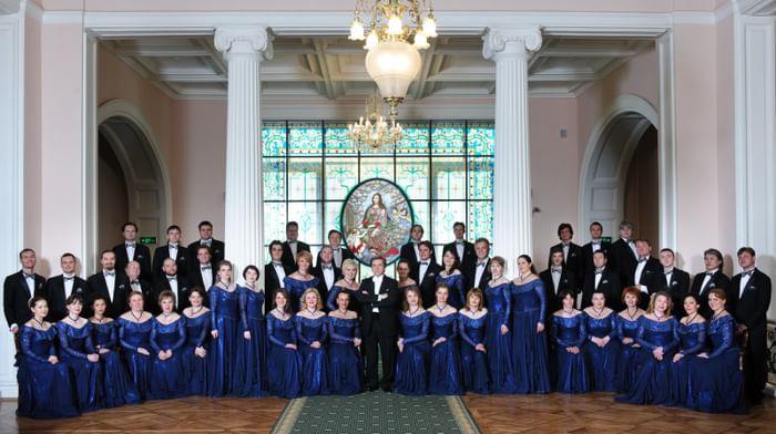 Государственная академическая хоровая капелла России
