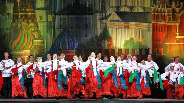 Государственный академический русский народный хор имени М. Е. Пятницкого