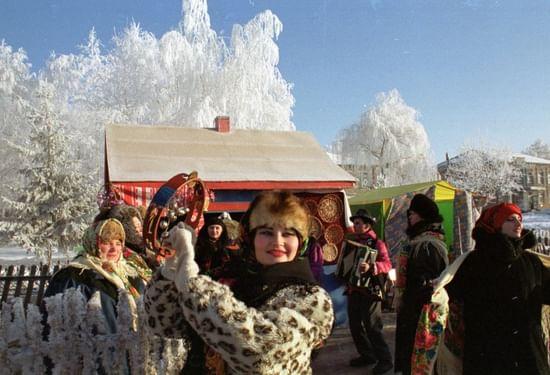 Как встречают Старый Новый год в России