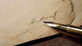 Тест. Настоящие имена русских писателей