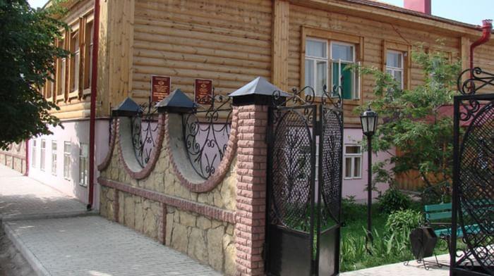 Библиотека Серебряного века Елабужского государственного музея-заповедника