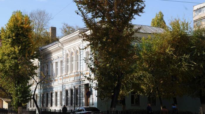 Воронежская областная юношеская библиотека имени В. М. Кубанева