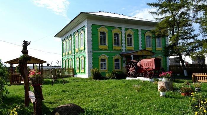 Музей истории крестьянского быта села Красного