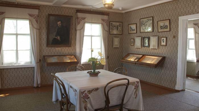 Дом-музей Г. И. Успенского