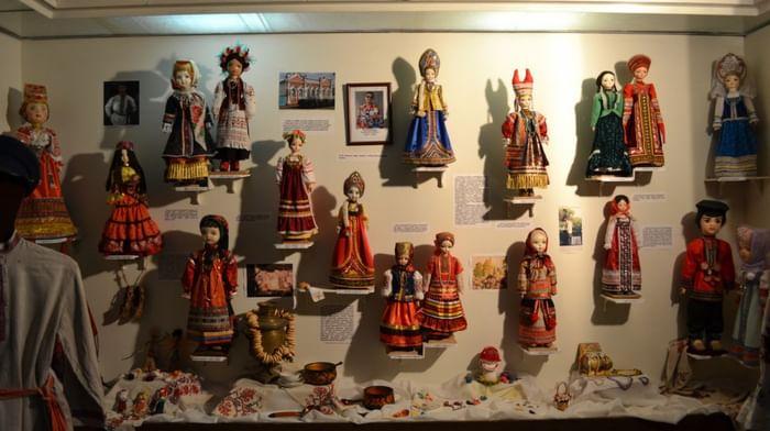 Музей русского народного костюма и кукол