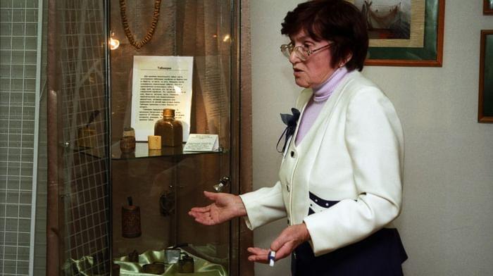 Овгортский краеведческий музей им. Елены Ильиничны Тыликовой