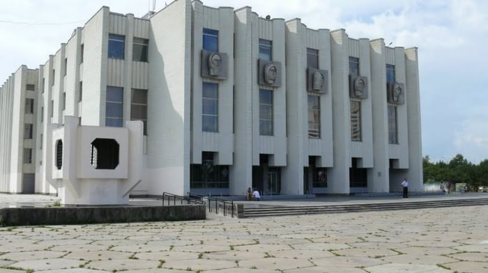 Драматический театр Комсомольска-на-Амуре