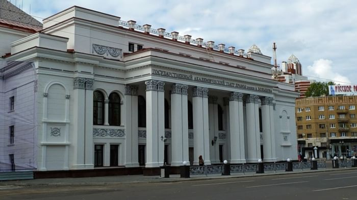 Воронежский государственный академический театр драмы имени А. Кольцова