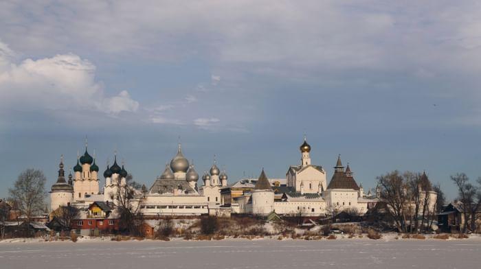 Государственный музей-заповедник «Ростовский кремль»