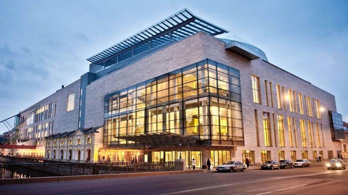 Новая сцена Мариинского театра М2